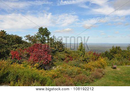 Big Pocono State Park in Pennsylvania