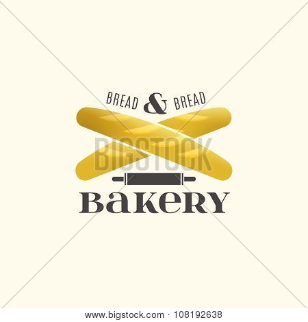 Bakery logo vector