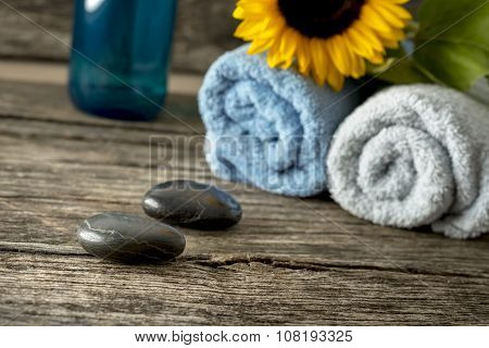 Body Care And Spa Still Life