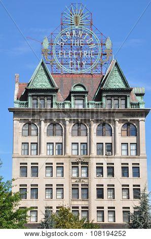 Scranton Electric Building in Pennsylvania
