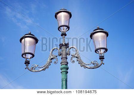 Vetetian City Lamp