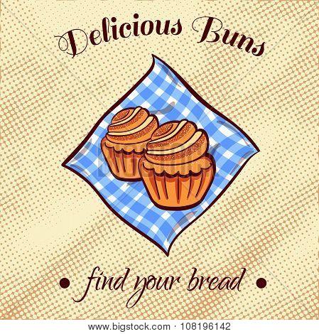 Bread On A Napkin 22