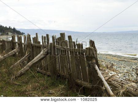 Coastline Fence