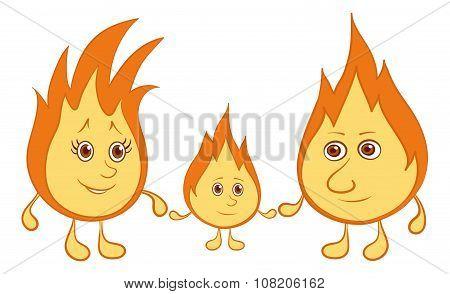 Lights family