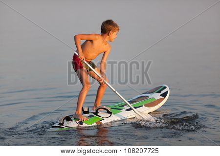 Sup (stand Up Paddle)  Learning