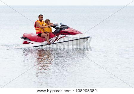 Jet Ski Duo