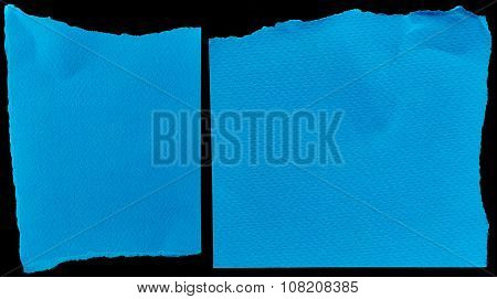 Blue Cardboards