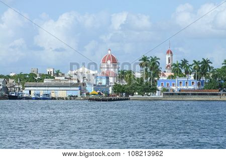 Waterside Scenery Around Cienfuegos