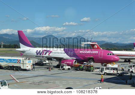 Wizzair Aircraft Airbus A320