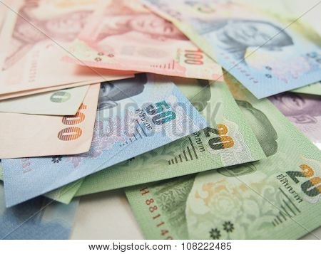Notes, Pile Of Money Background