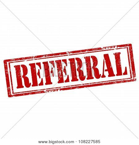 Referral-stamp