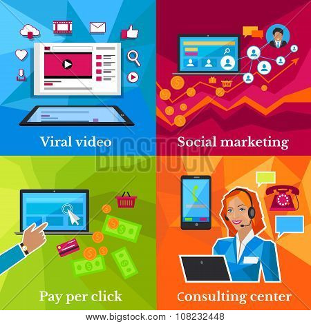 Social Marketing, Consulting Center Concept