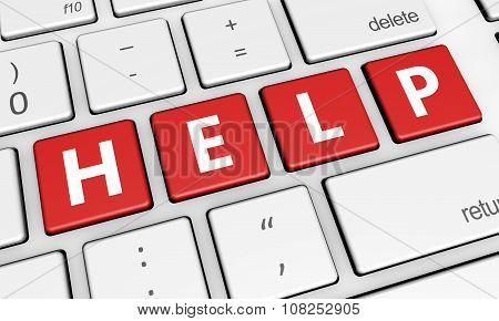 Help Sign Computer Keys