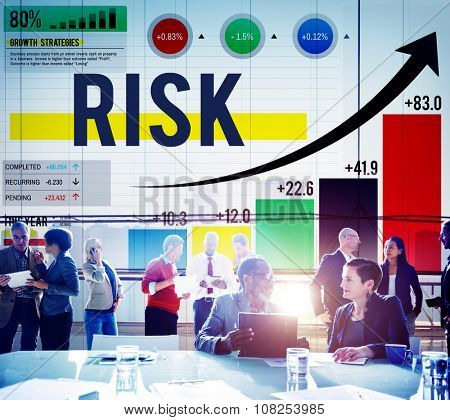 Risk Security Protection Problem Dangerous Management Concept