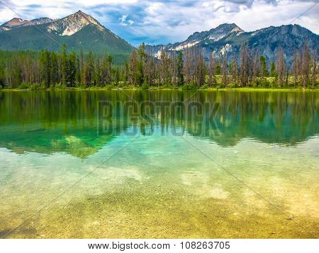 Alice Lake Idaho