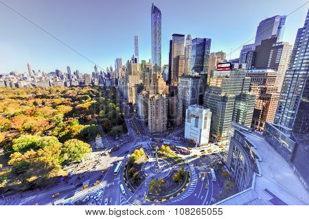 Central Park South - New York City