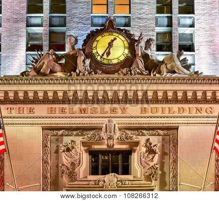 Helmsley Building - New York City