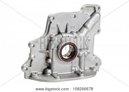 automotive engine oil pump