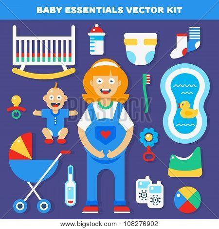 Baby Gear Essentials