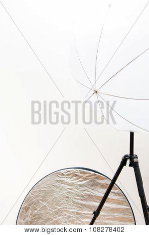Studio Photography Equipment Detail