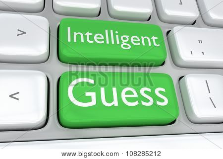 Intelligent Guess Concept
