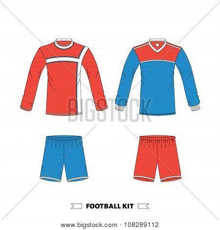 Footbal Kit 3