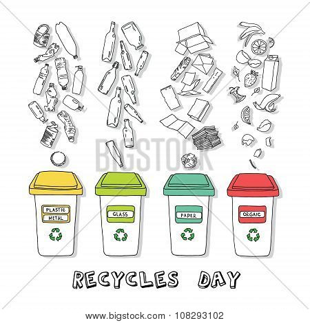 Recycles 1