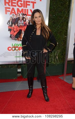 LOS ANGELES - NOV 12:  Tia Carrere at the