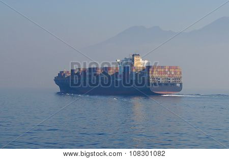 Transportation at the Mediterranean Sea
