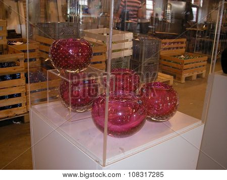 Products from glass
