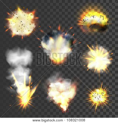 Big explosions set set on transparent background. Explosions set art. Explosions set web. Explosions set new. Explosions set best. Explosions set shape. Explosions set image