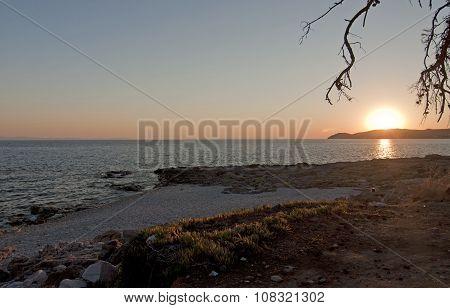 Greece. Thasos
