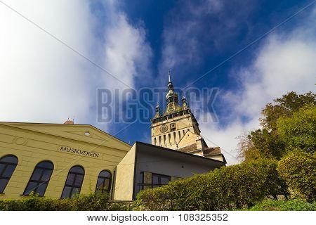 Sighisoara- Medieval Place