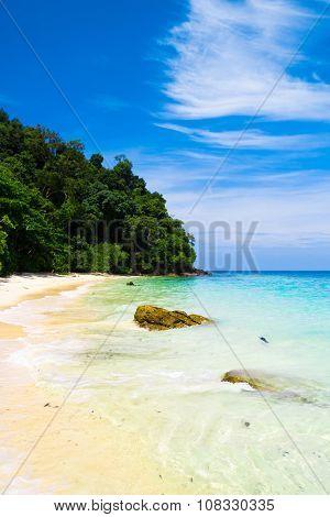 Heavenly Cove Idyllic Island