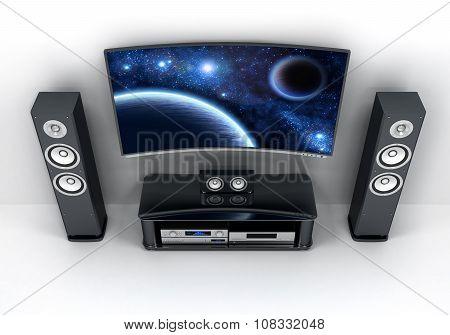 Tv And Hi-fi