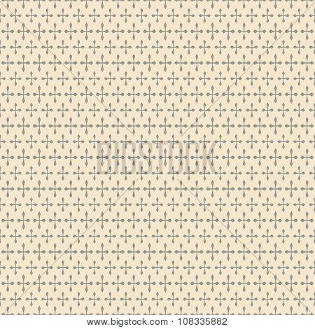 Retro seamless pattern. illustration for grunge design