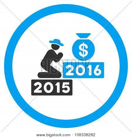 Pray For Money 2016 Icon