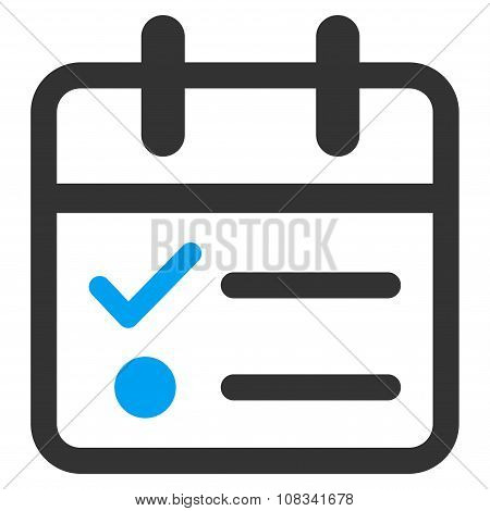 Day Tasklist Icon