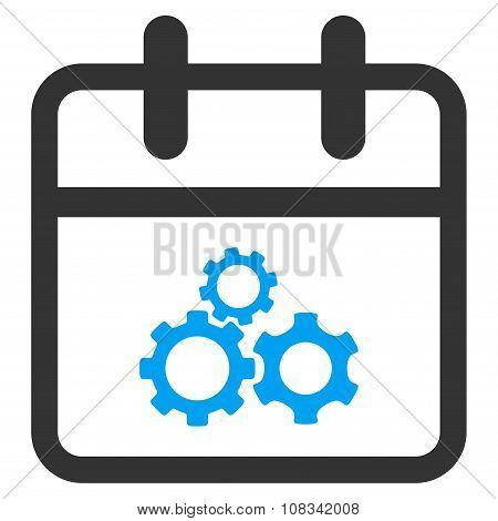 Mechanics Date Icon