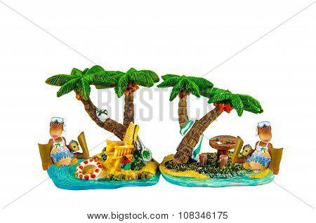 Toys Monkeys