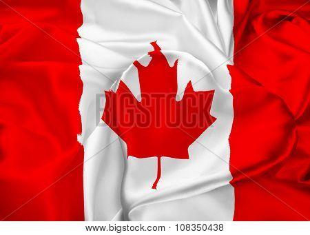 Flag Of Canada, Ottawa