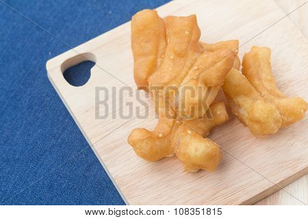 Chinese Traditional Snacks Deep Fried Doughstick (pa Tong Go)