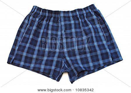 Pair Of Boxer Shorts.