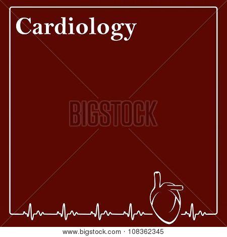 symbol of cardiology
