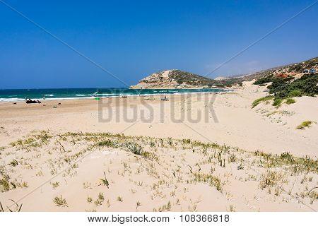 Prasonisi Rhodes Greece