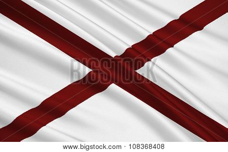 Flag Of Navy Of Russian Federation