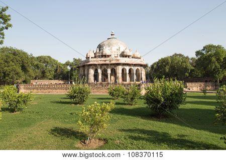 Isa Khan Tomb Enclosure, Delhi, India