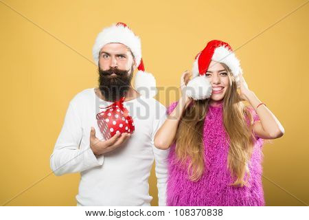 Christman Happy Pair
