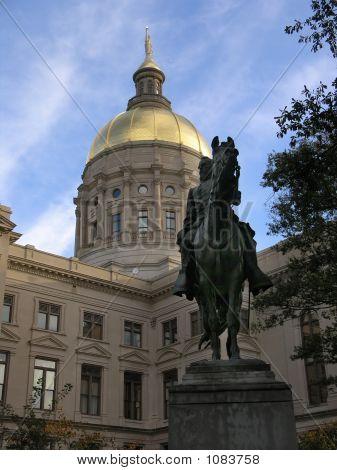 Georgia State Capitol 3