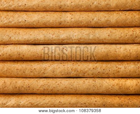 Breadsticks Grissini Background